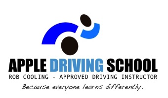 Contact details for my driving school.