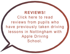 Driving Schools in Nottingham - Reviews
